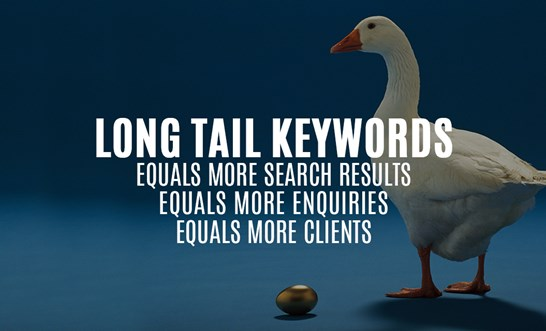 All about long tail keywords for your SEO